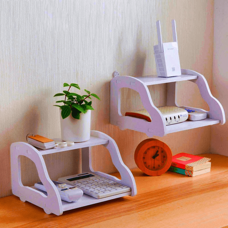 Wall-Mounted-shelf-for-wifi-router-phone-decorative-items-2-laye