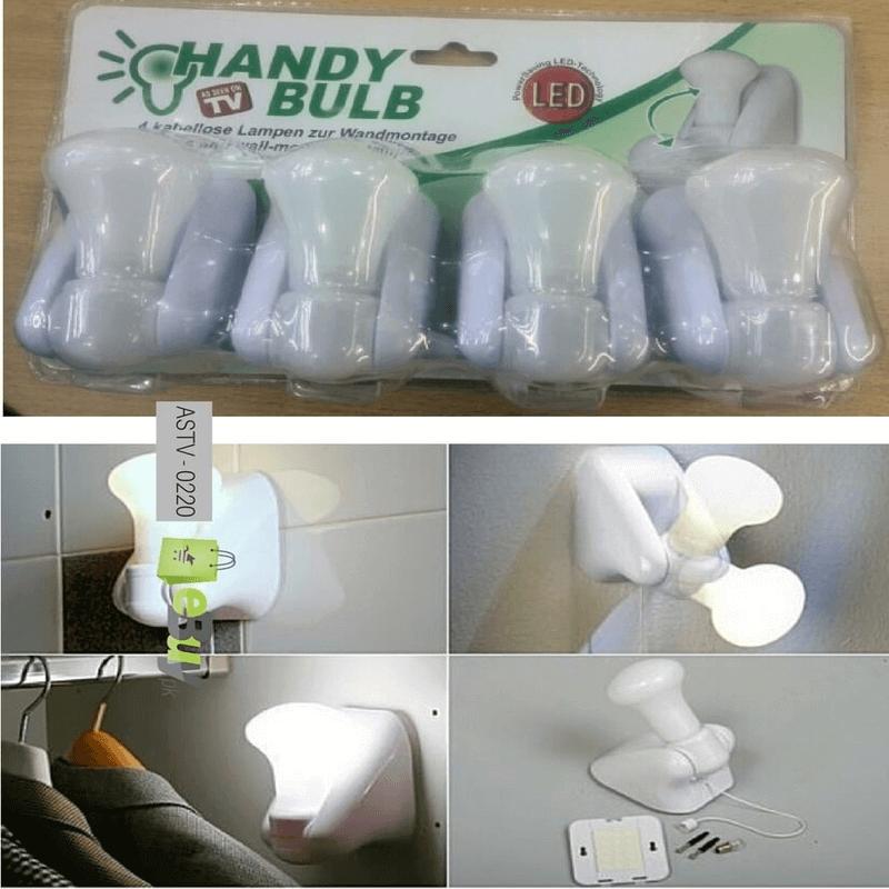 Handy Bulb (Pack Of 4)