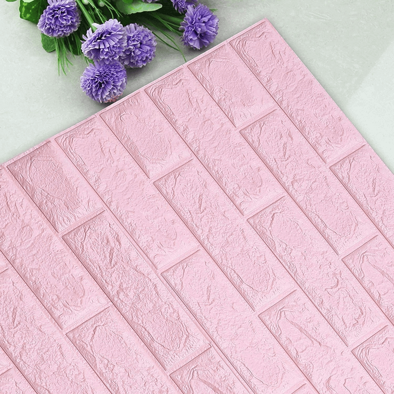 3D Wallpaper (Light Pink)