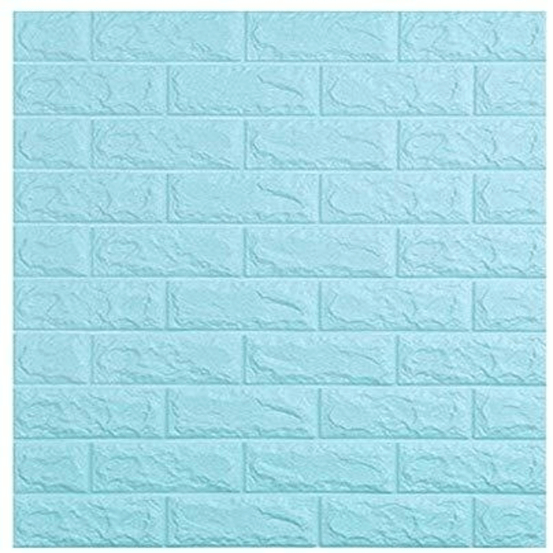 3D Wallpaper (Light Blue)