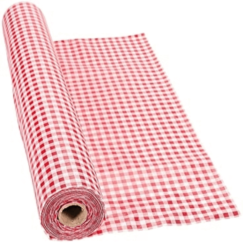 antibacterial-table-roll-sheets-red-check