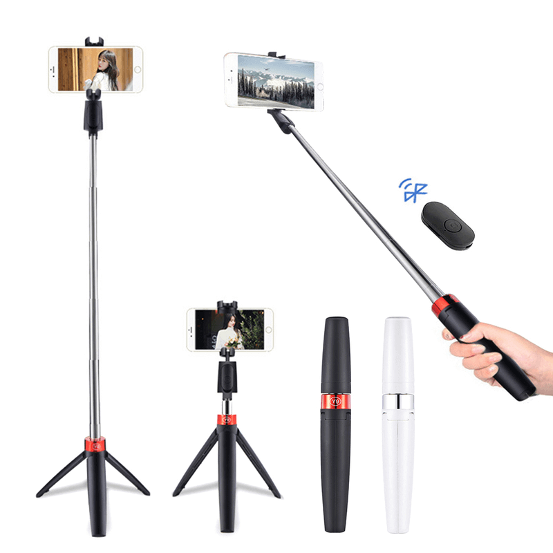 Y9 2-in-1 Portable Bluetooth Selfie Stick with Mini Tripod