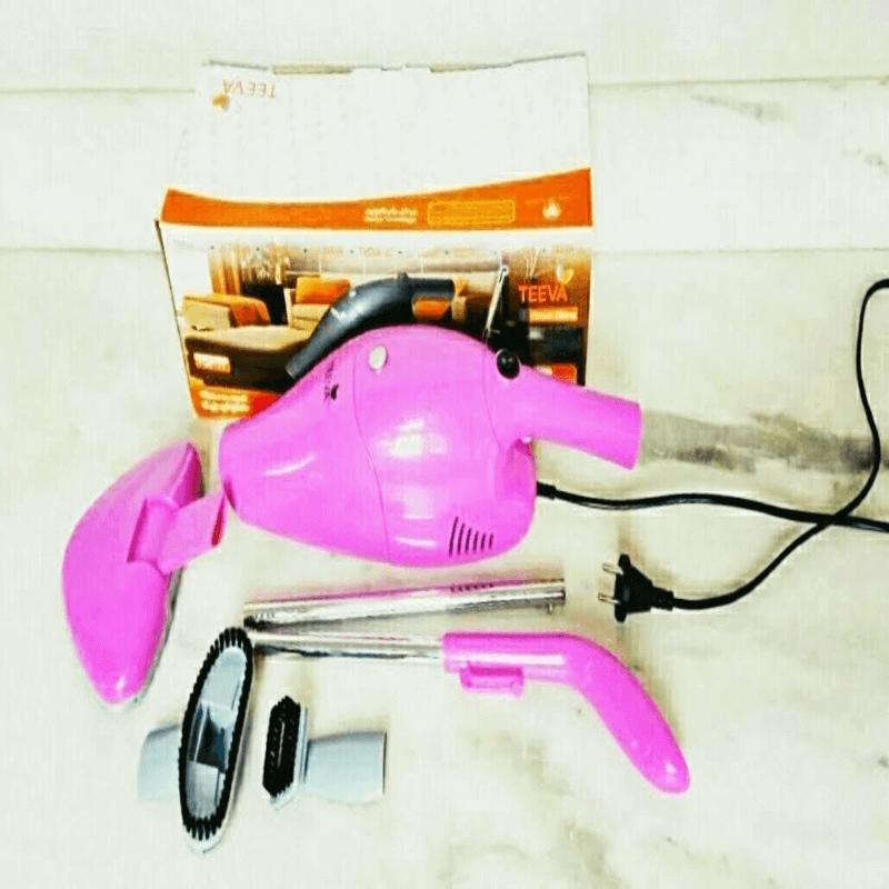 Teeva Compact Handy Vacuum Cleaner 2 In 1