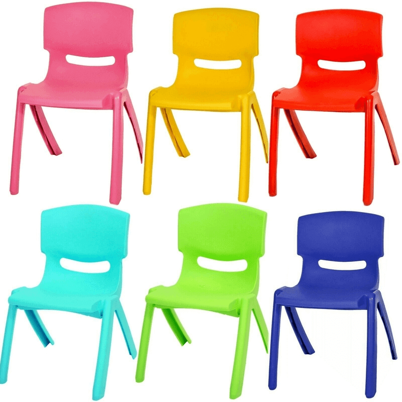 High Quality ABS Plastic Chair For Kids 1pc