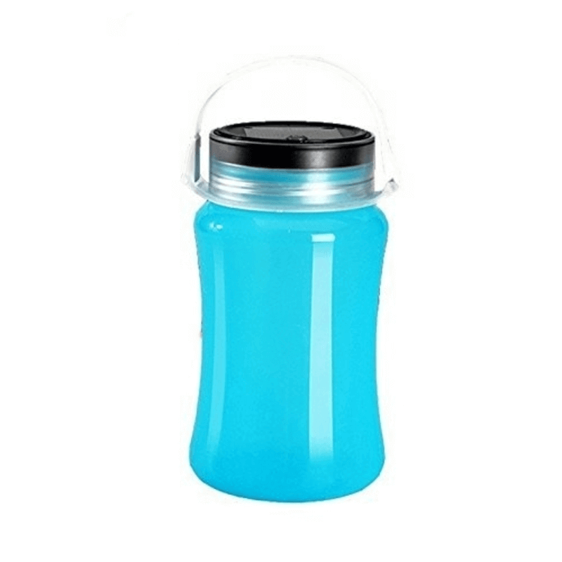 Crivit Solar Lamp With Silicone Container