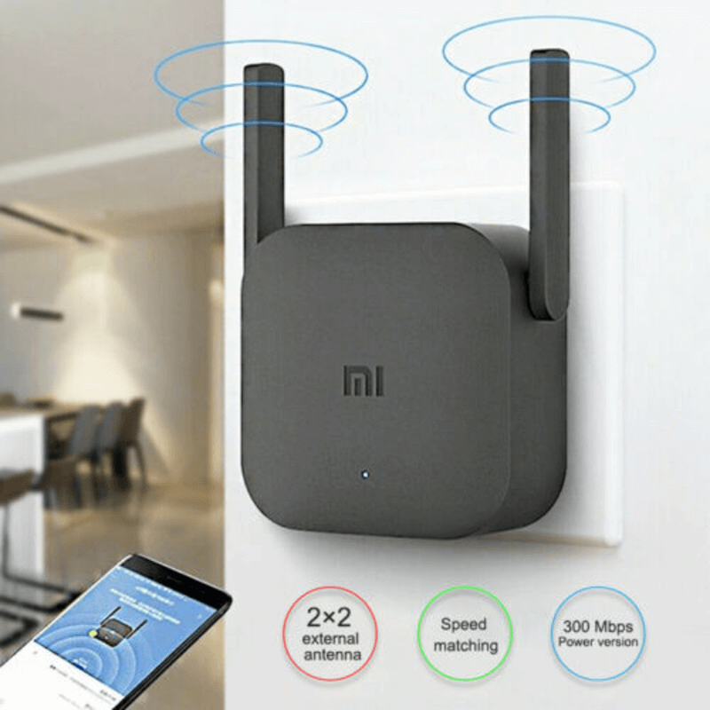WiFi Wireless Repeater 300Mbps Extender Signal Booster