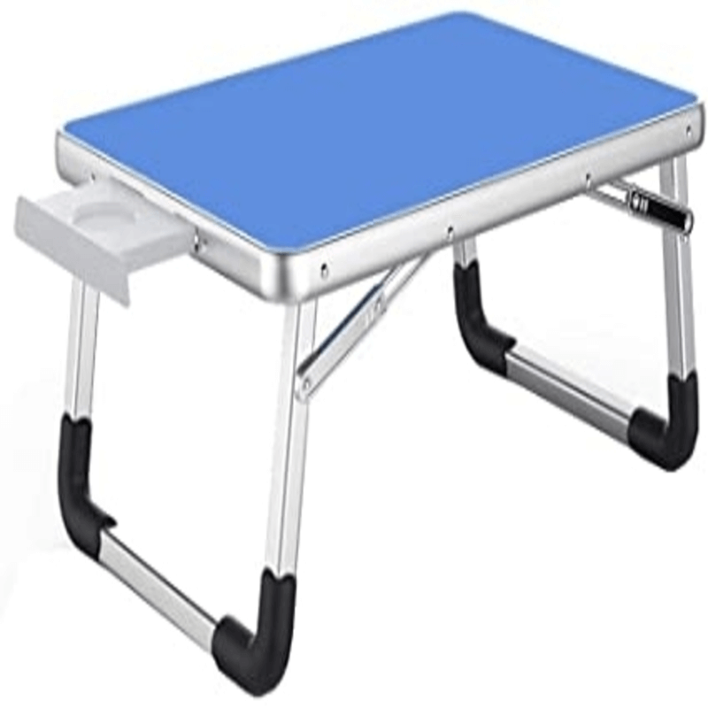foldable-aluminium-indoor-bed-study-table-blue