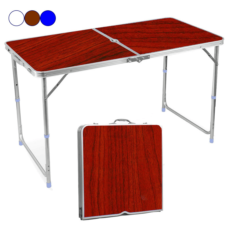 foldable-aluminum-outdoor-table-dark-brown