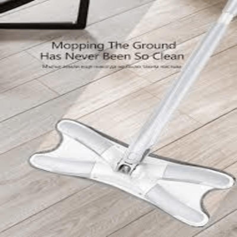 Flat X Type Microfiber Floor Mop