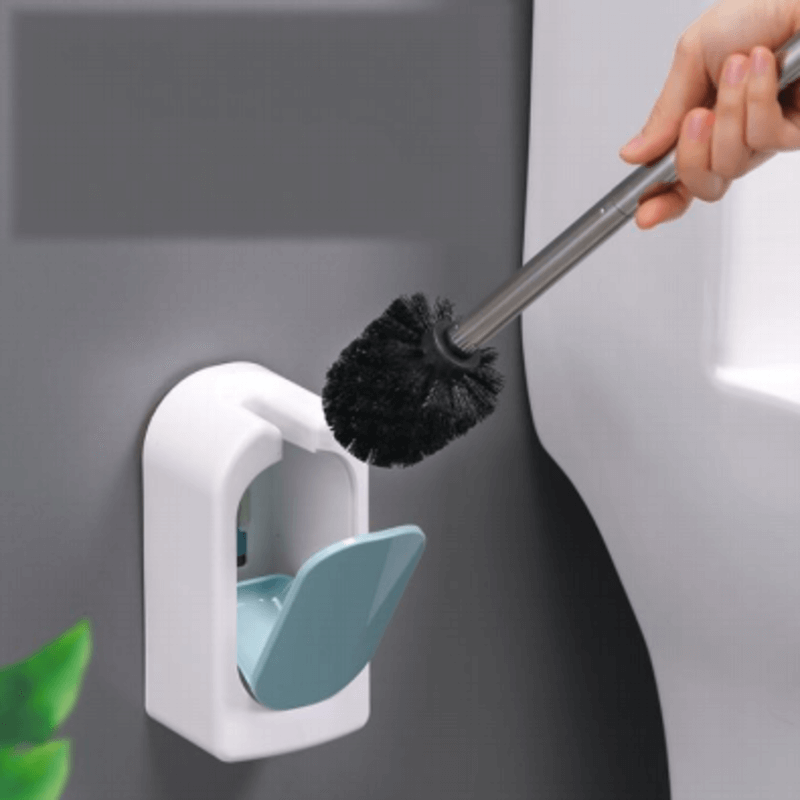 toilet-brush-with-wall-mounting-holder