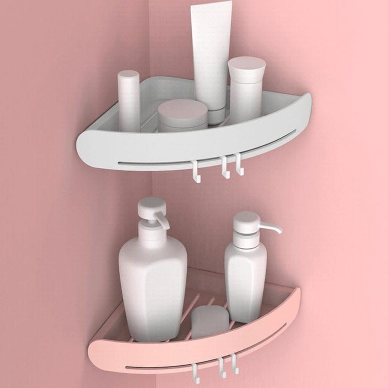 triangular-corner-storage-shelves-for-bathroom