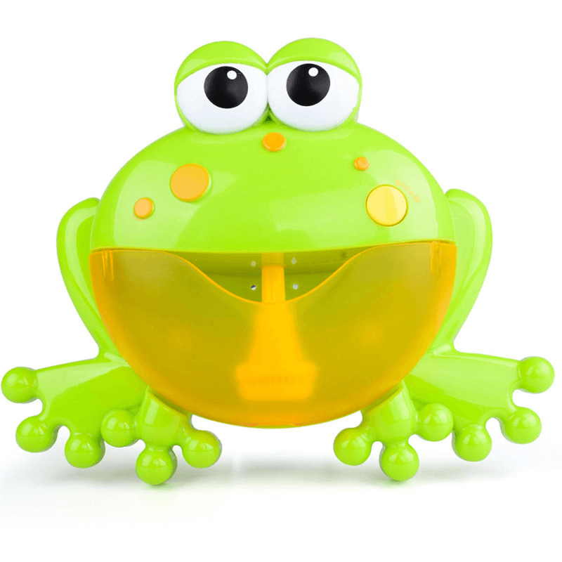 automatic-bubble-blower-frog