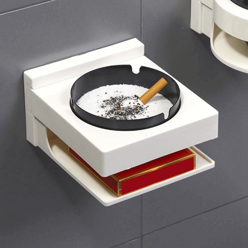 ashtray-for-bath-room-wall-mounted-square