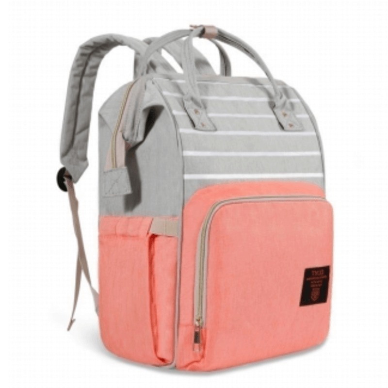 mummy-bag-pink-grey-white
