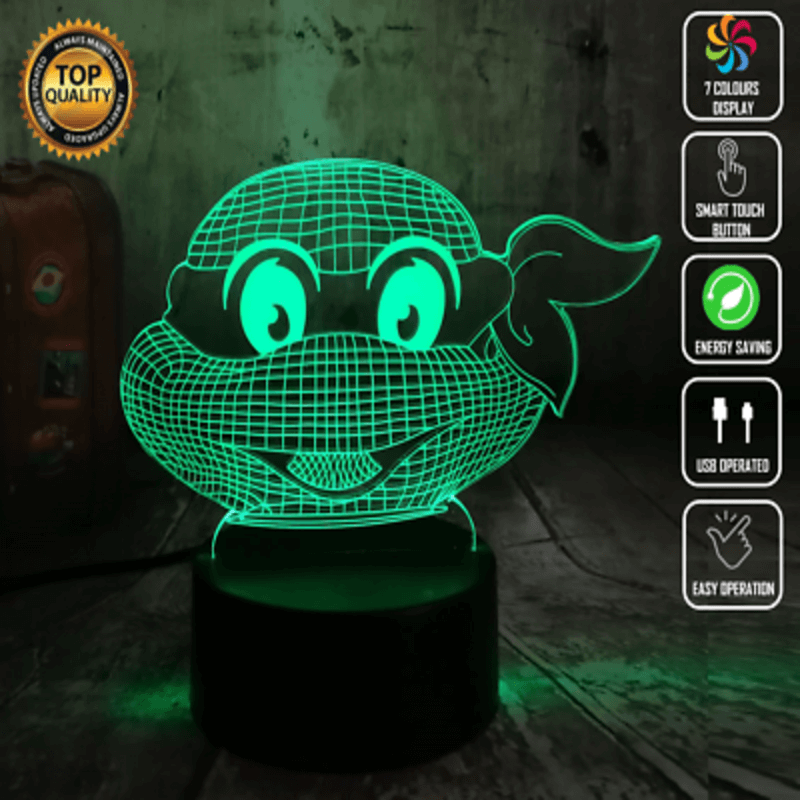 ninja-turtle-3d-acrylic-lamp