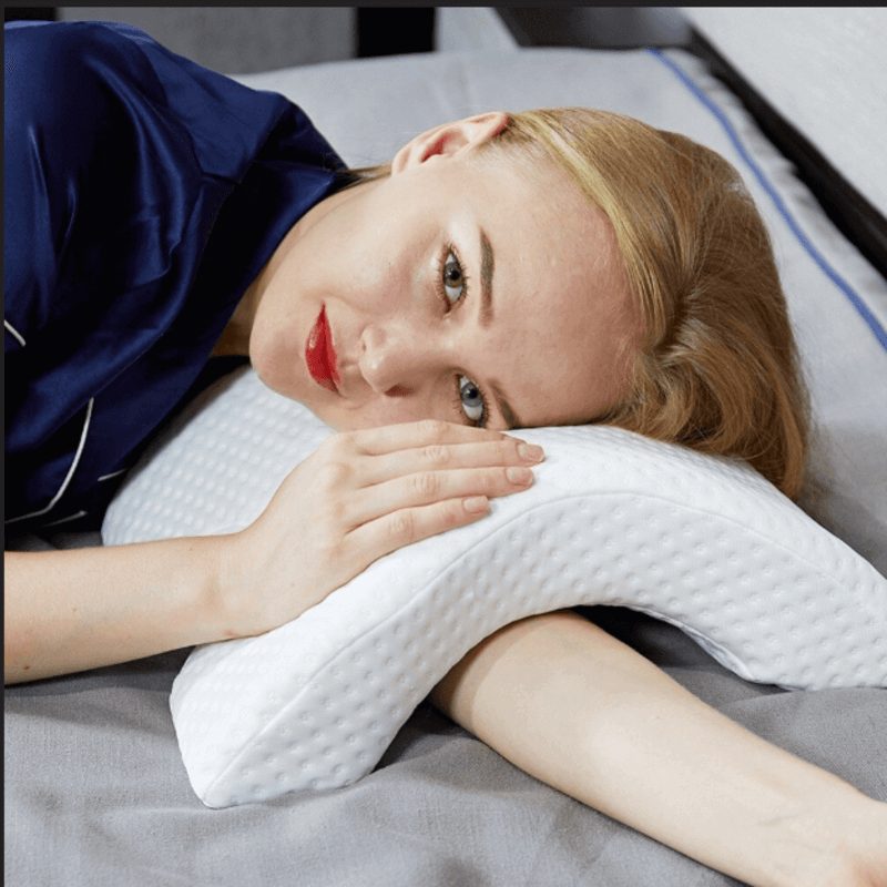Anti-Pressure Health Care Neck  Protection Pillow