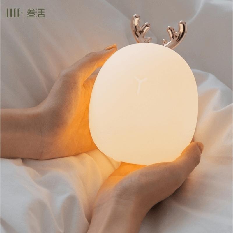cartoon-cute-deer-night-light
