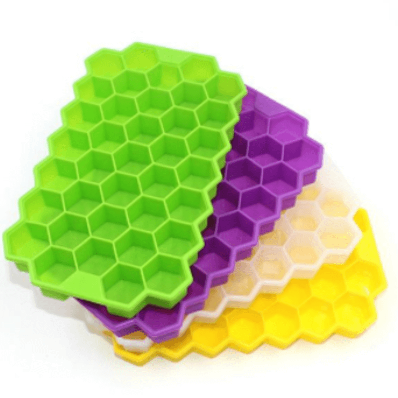 reusable-silicone-ice-honey-comb-cube-molds-2-pack
