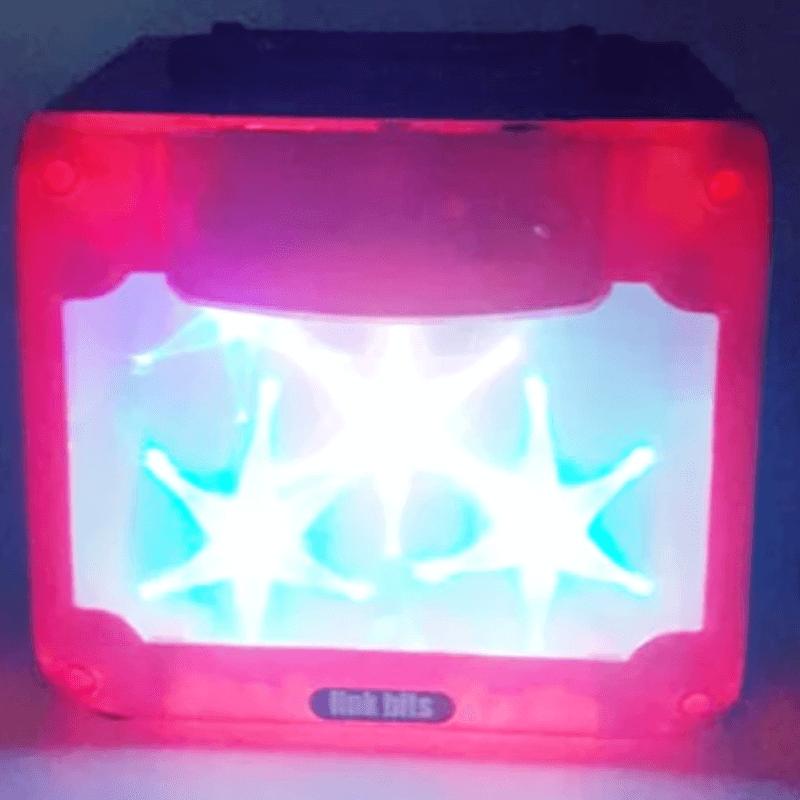 Link Bits Bocina Bluetooth Speaker 3D Light QB-08