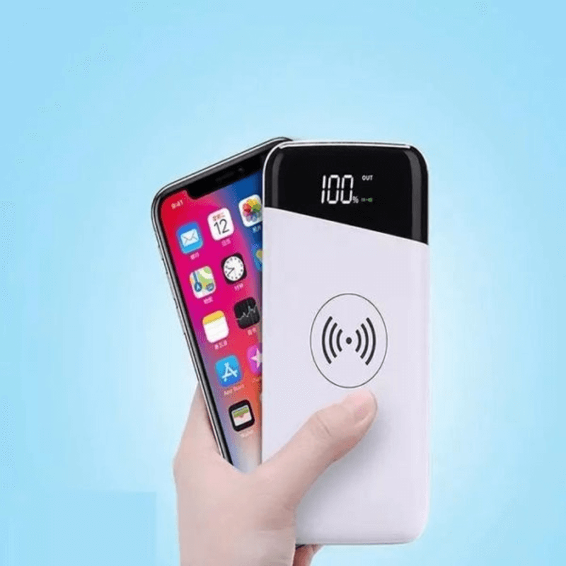 Wireless Charger 10000mAh Power Bank