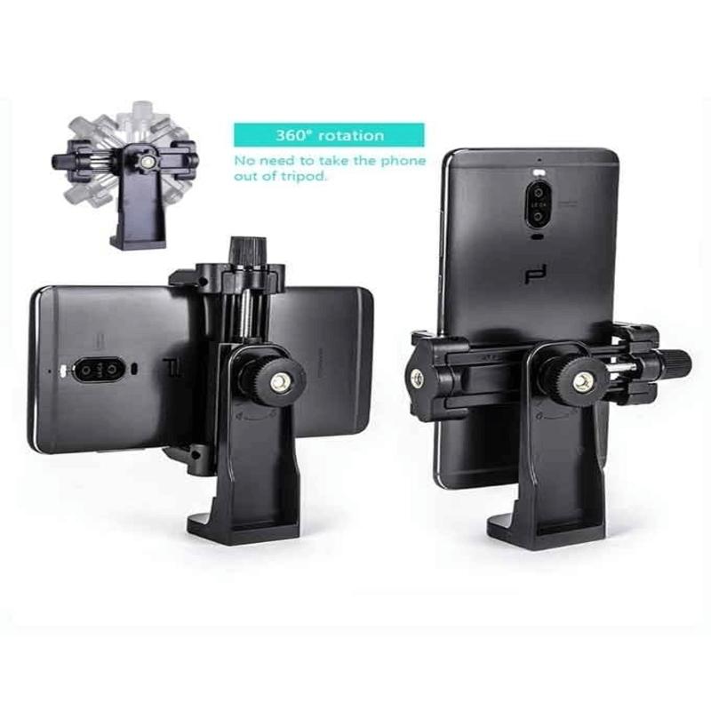 Yunteng F-mount Universal Smartphones Tripod Holder