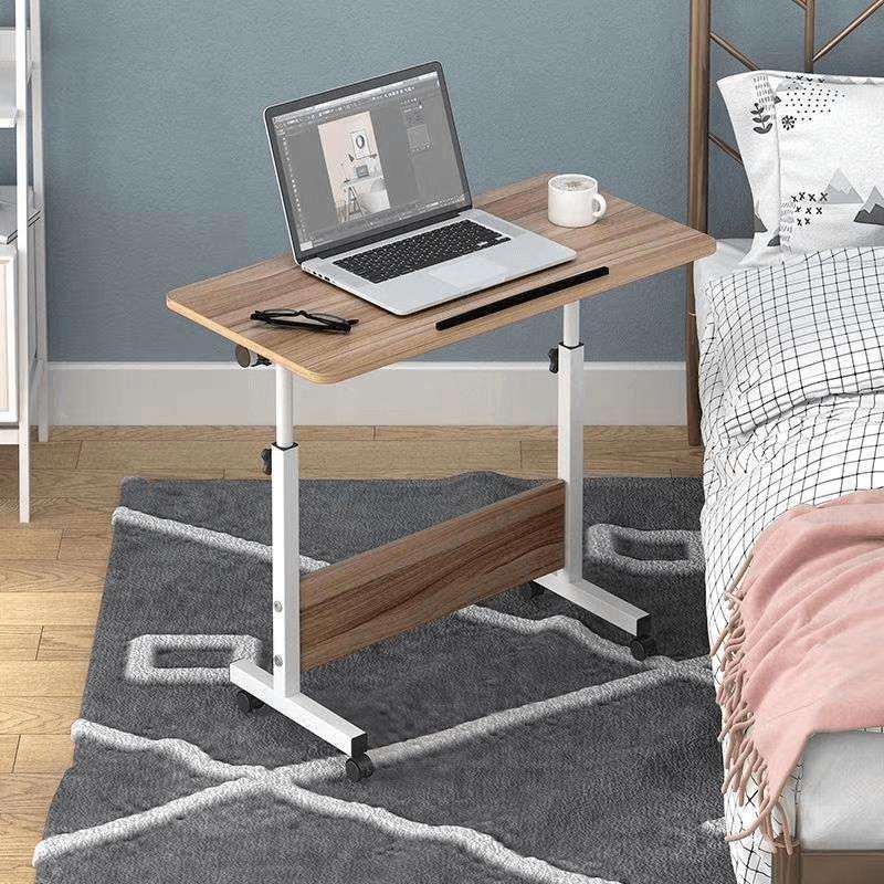 desk-mini-wooden-computer-desk-height-adjustable-bedside-table