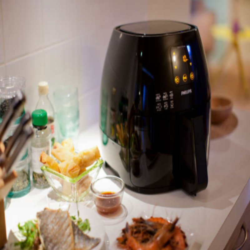 Philips Air Fryer Black