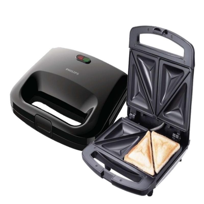 Philips Sandwich Maker Black
