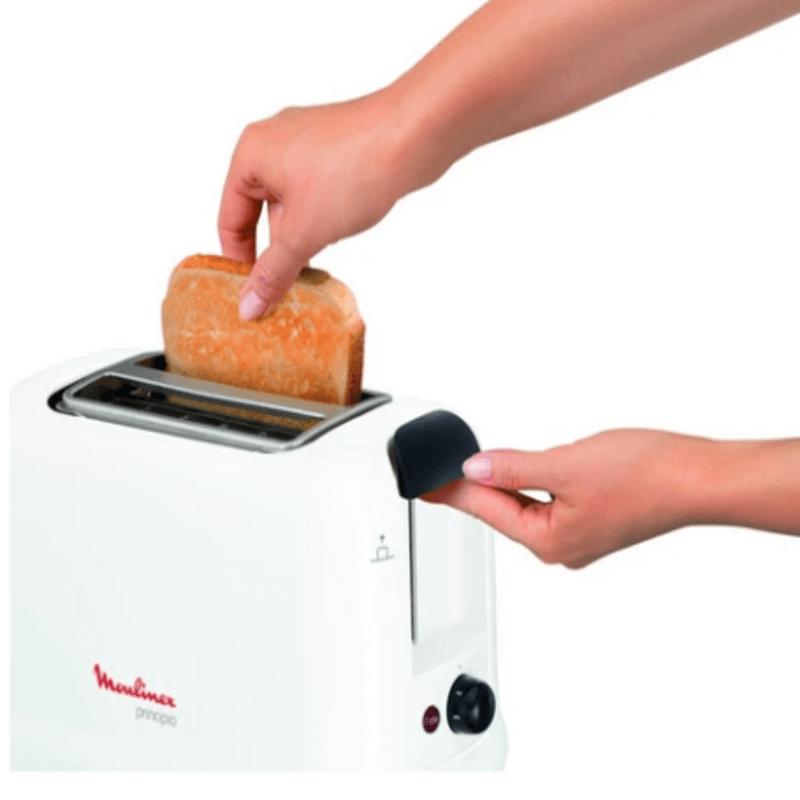 Moulinex Principio Toaster 2 Slot - LT160111