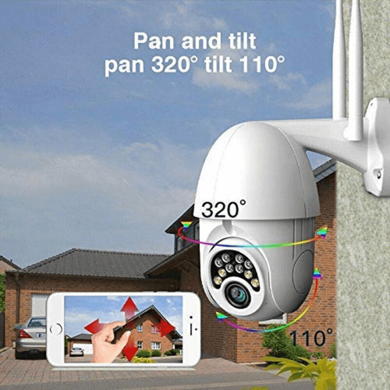 2MP-outdoor-Indoor-PTZ-double-antenna-WiFi-camera-with-coloured-