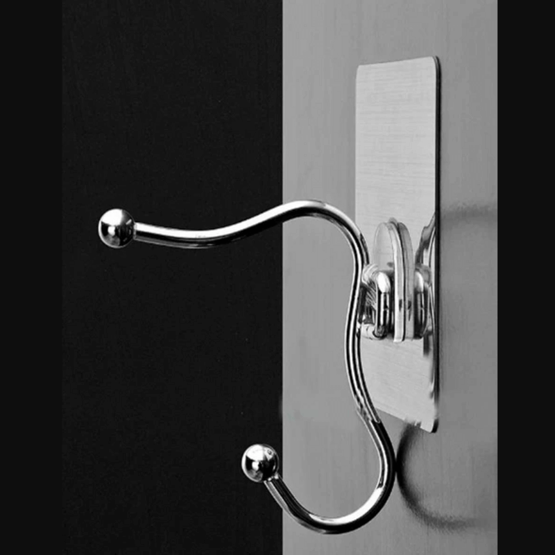 Stainless Steel Suction Cup Wall Hanger