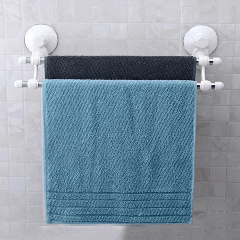 suction-cup-double-bar-towel-holder-white