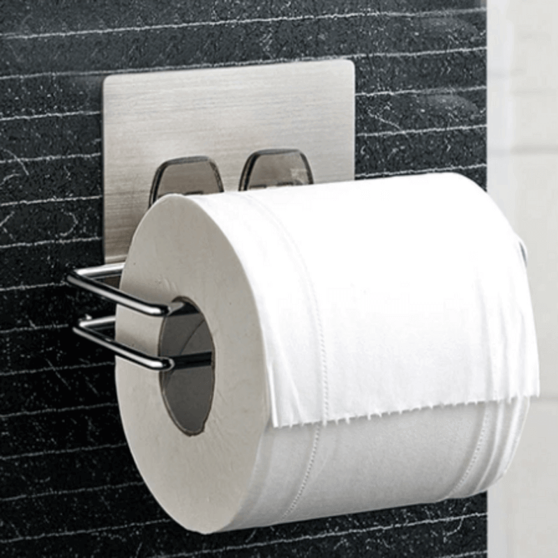 roll-paper-holder-with-magic-sticker