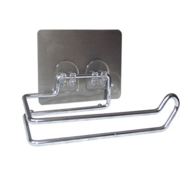 Roll Paper Holder with Magic Sticker