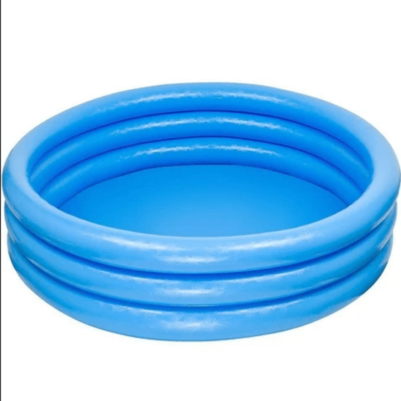 INTEX 3-Ring Baby Pool- Sunset Glow