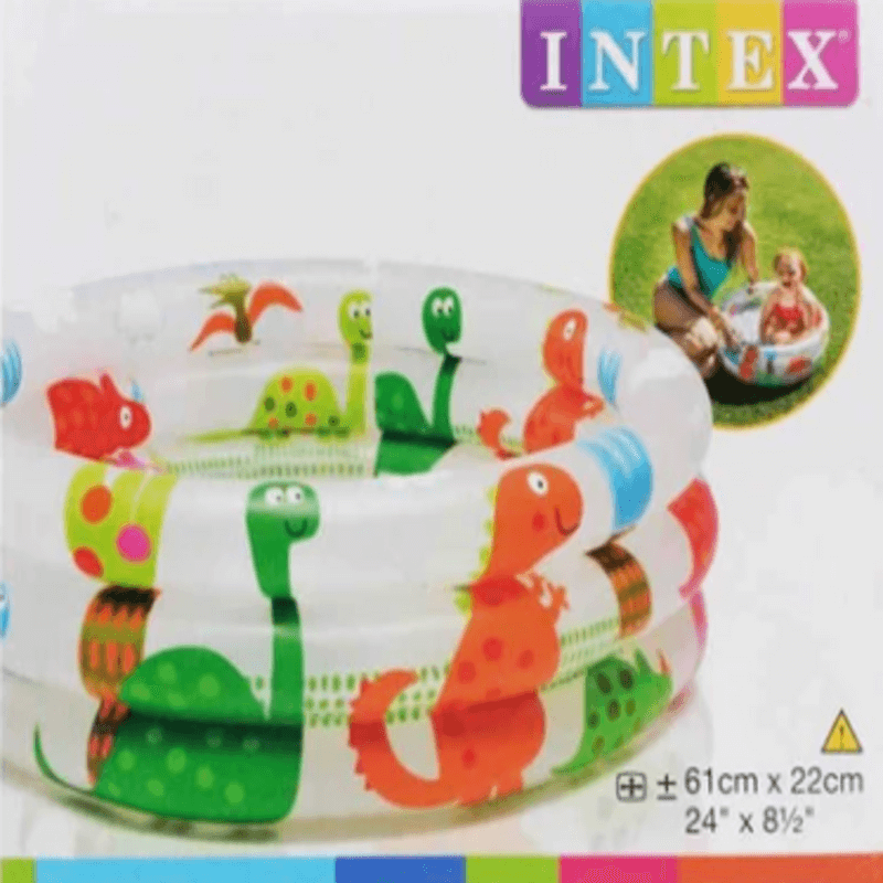 INTEX-3-Ring Baby Pool Small
