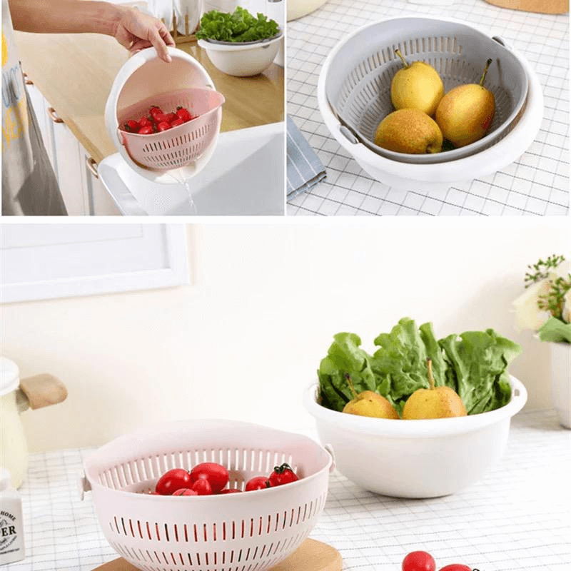 kitchen-double-drain-basket-bowl