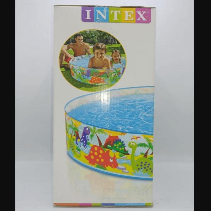 INTEX Kids Ocean Play Snap-set Pool