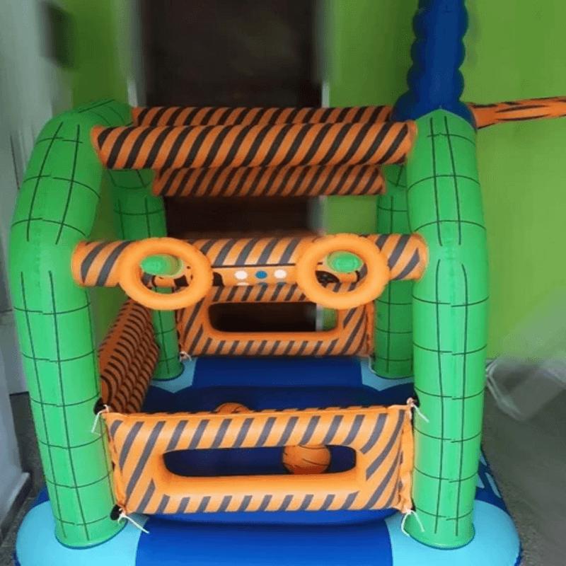 Kid Football Play Set Inflatable