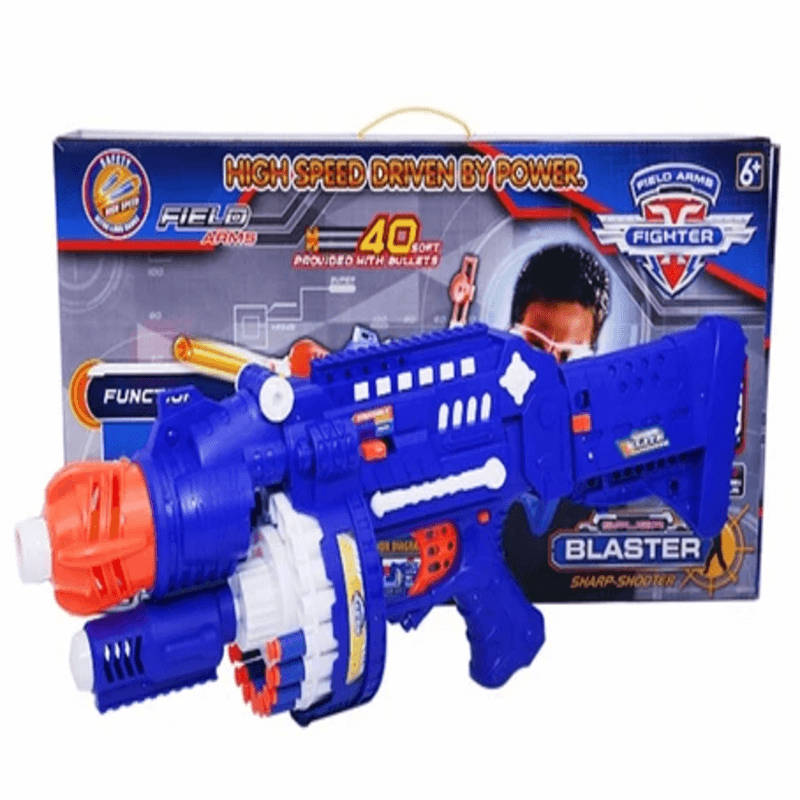 Super Blaster Toys Gun For Kids