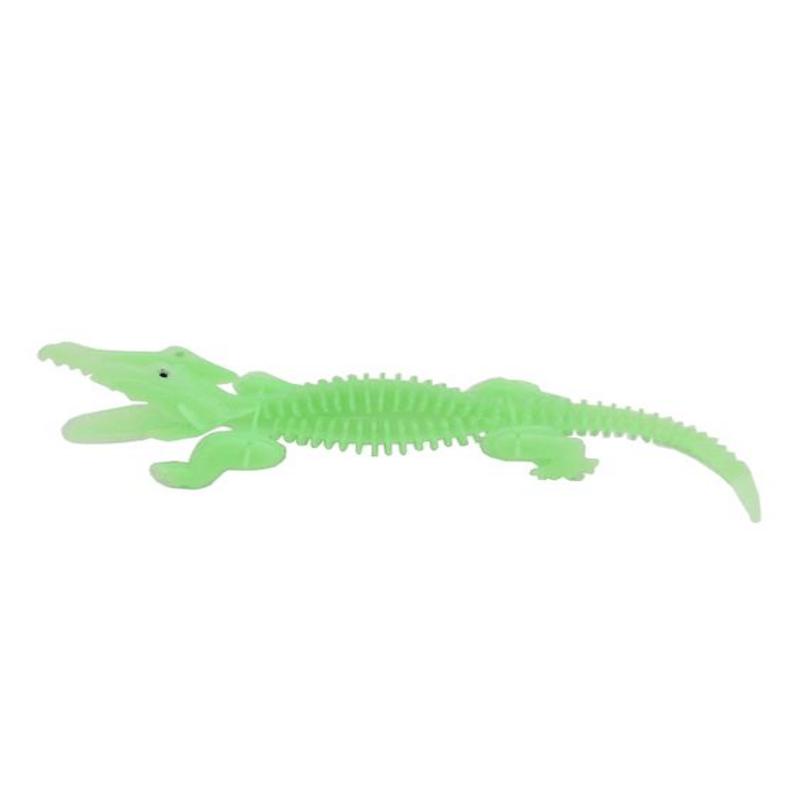 3D Jigsaw Luminous Alligator Puzzle - Educational Assembling Toy