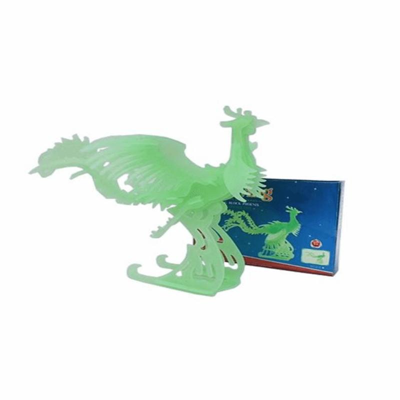 radium-3d-jigsaw-luminous-peacock-puzzle