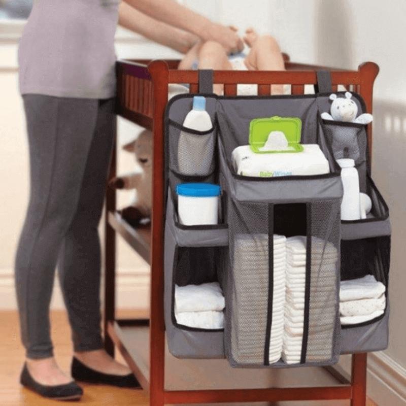 baby-nursery-organizer-diaper-caddy