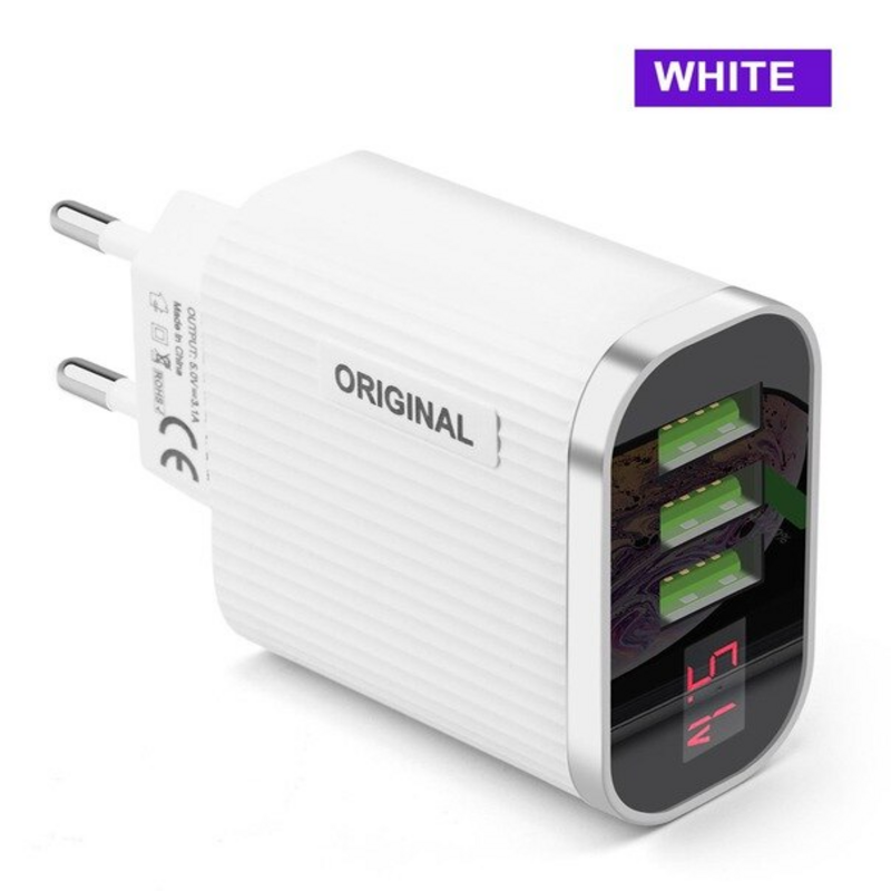 original-digital-display-mobile-charger-with-3-ports-USB