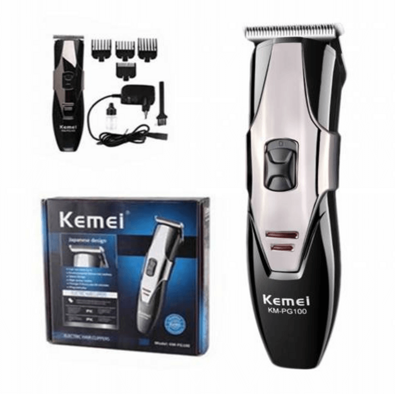 kemei-km-PG100-rechargeable-hair-clipper-trimmer
