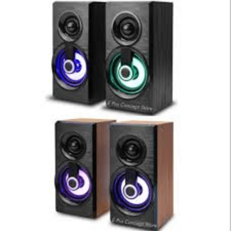 Prime USB FT-170 Multimedia Speaker