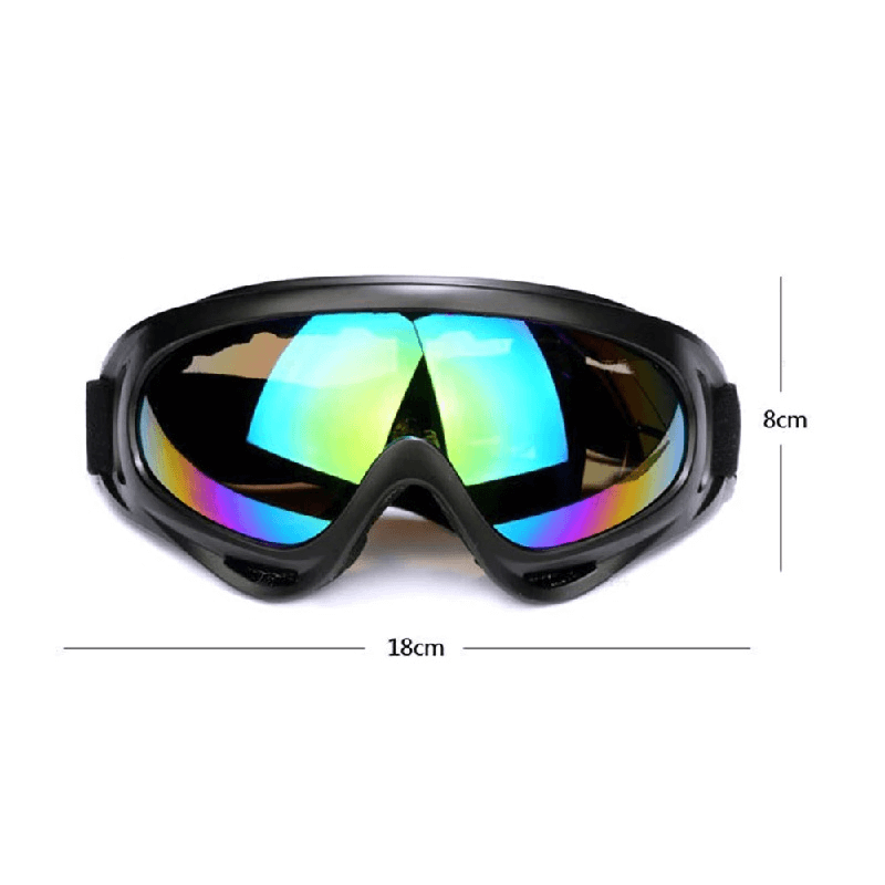 Anti-Fog Dust Proof Glasses For Cycling