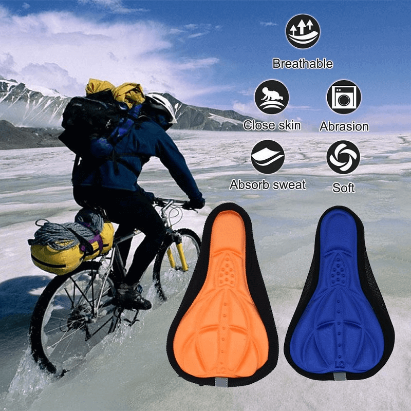 bicycle-soft-silicone-3D-gel-pad-cushion-cover