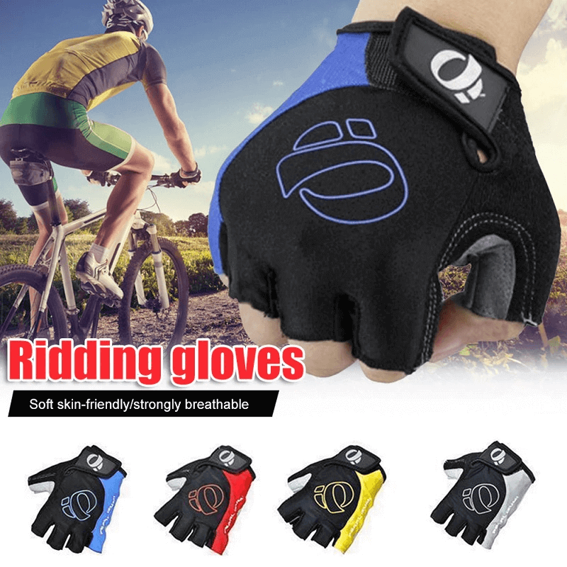 Non-Slip Half Finger Gloves For Bicycle