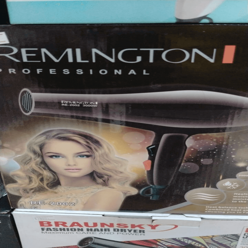 Remington hair dryer RE-2002